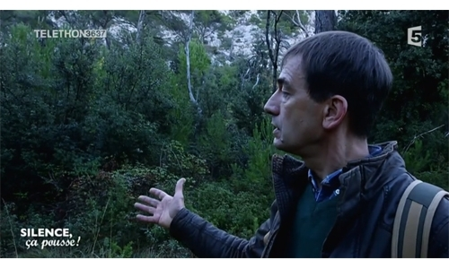 Silence ça pousse, interview d'Eric Rigolot, Directeur de l'URFM