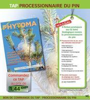 bon de commande phytoma