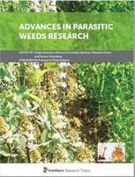 Rubiales, D., Fernández-Aparicio, M., Vurro, M., Eizenberg, H., Advances in parasitic weeds research. Lausanne, CHE : Frontiers Media. 334 p.