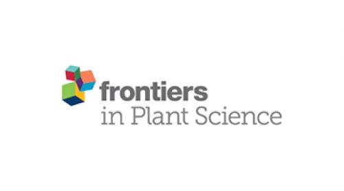Article paru dans la revue Frontiers in plant science