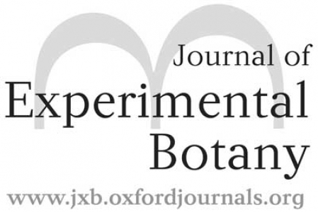 revue Journal of experimental botany