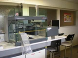 Robot de pipetage TECAN EVO75
