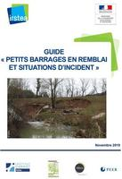 guide « Petits barrages en remblai et situations d'incident »