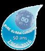 Real Logo 50 ans