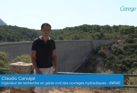 Fête de la science 2020 – Claudio Carvajal nous explique les barrages
