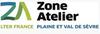 Logo zone atelier Plaine et Val de Sèvre