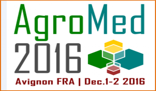 Conférence Agromed 2016