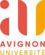 Logo université d'Avignon 2019
