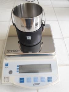 Photo du dispositif Hyprop de Meter Group