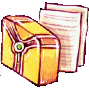 bibliothèque - icone