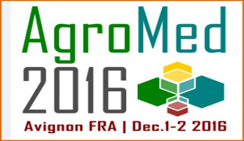 Conférence Agromed 2016
