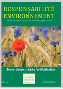 Annales des Mines - Responsabilité et environnement