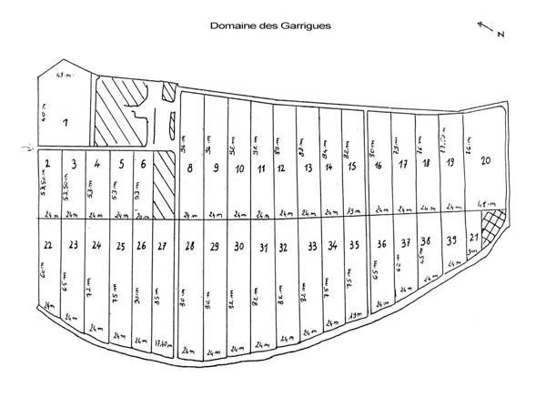 Schéma Garrigues