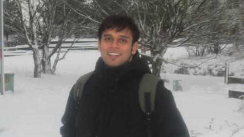 Gaurav Pandharikar