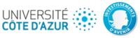 Logo Université de la Côte d'Azur