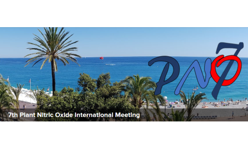 7th Plant Nitric Oxide International Meeting - PNO 2018