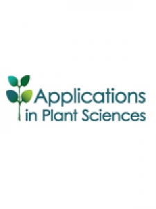 Applications in Plant Sciences