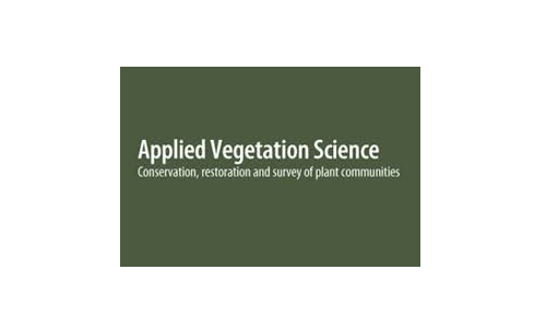 Applied Vegetation Science