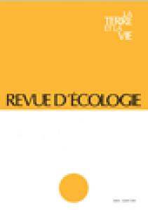 Revue d'Ecologie