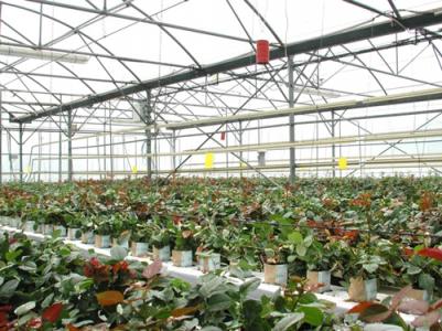Experimental Installation of Institut Sophia Agrobiotech
