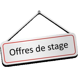 Offre de stage - Statistiques
