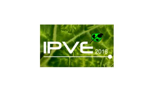 IPVE 2016 logo