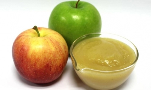 pommes et compotes