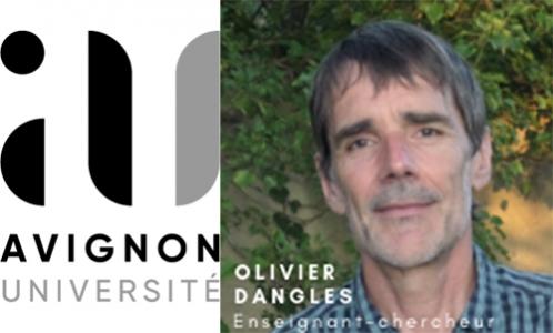 Olivier Dangles à l'honneur
