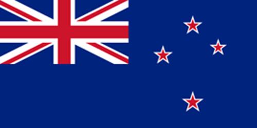 drapeau de la Nouvelle Zélande