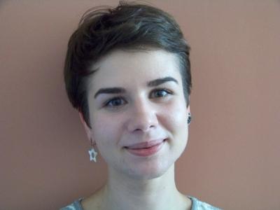 Natalia Pelech, étudiante