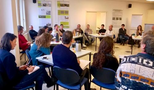 Café Agro - L'agroforesterie fruitière - 24  janvier 2019