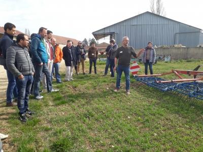 Transition agroécologique et expérimentation