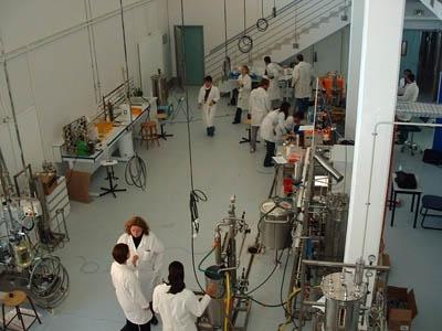 Halle Pilote de Biotechnologie